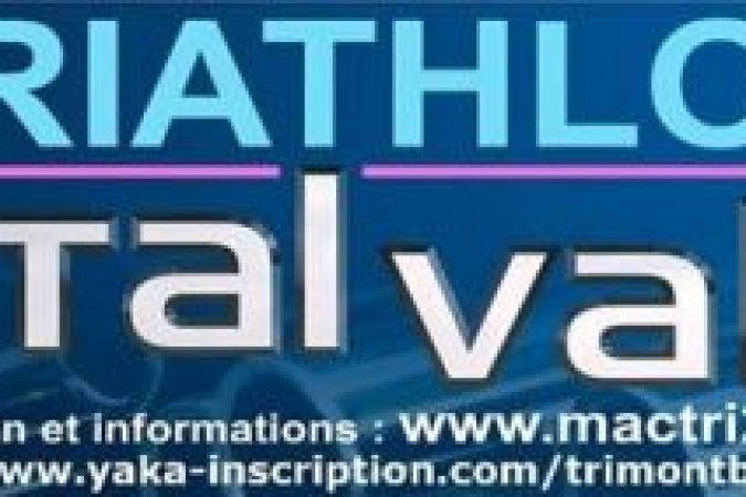 Triathlon Métal'Valley 2017