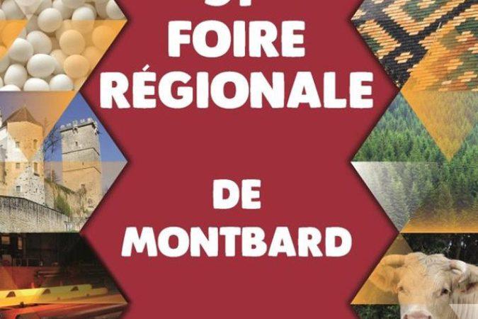 Participation de Métal'Valley à la Foire de Montbard 2016