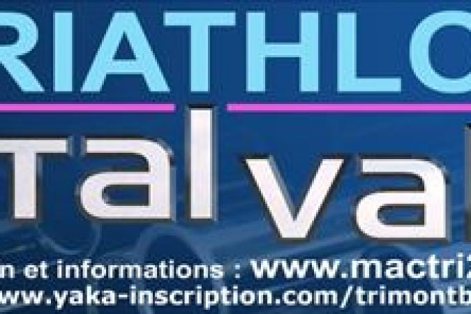 Triathlon Métal'Valley 2018